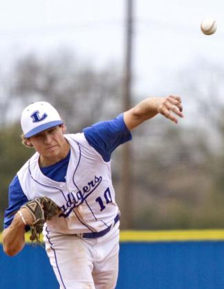 Ace Whitehead and the Badger baseball team (11-4-1) were on track for the best winning percentage of their careers before the season ended in non-district. The Badgers' 2020 squad had eight starters returning from the bi-district champion team, four college commits and Whitehead -- who committed later in the year to the Texas Longhorn baseball team. JEFF LOWE | DISPATCH RECORD